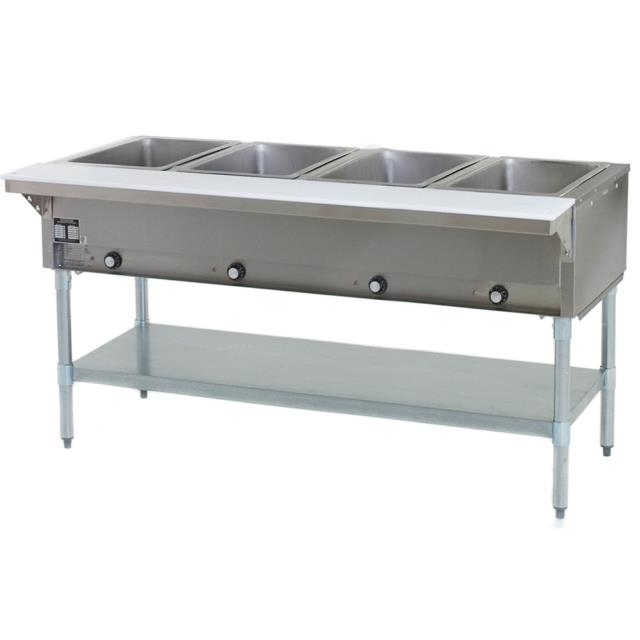 Where to find STEAM TABLE, 4 PAN, OPEN WELL in New Orleans