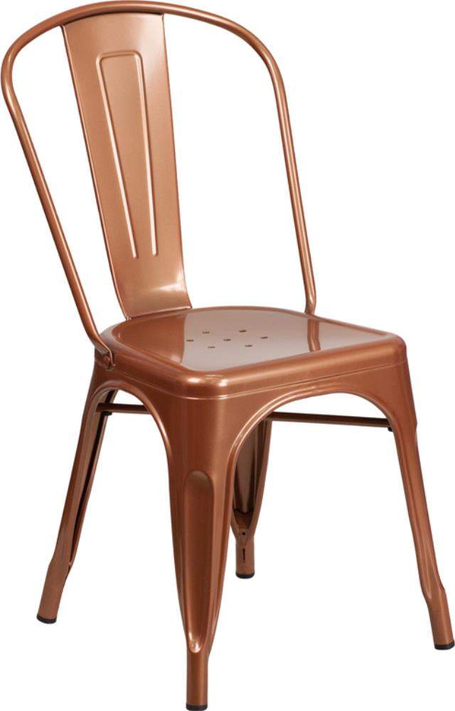 Where to find CHAIR, BISTRO METAL COPPER in New Orleans