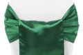 Rental store for CHAIR TIE, GREEN EMERALD SATIN in New Orleans LA