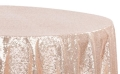 Rental store for BLUSH SEQUIN LINEN in New Orleans LA