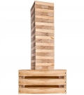 Rental store for STACKING BLOCKS GAME,  GIANT JENGA in New Orleans LA